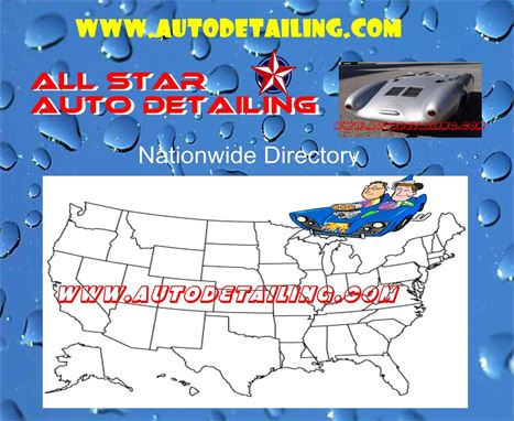 United States National Auto Detailing Business Directory